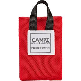 CAMPZ Pocket Picnic Blanket S black
